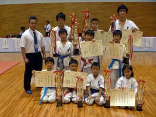 第4回JKJO全四国空手道選手権大会