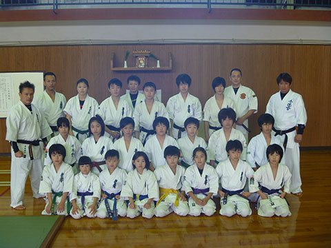 JKJO中国地区代表選手強化合宿
