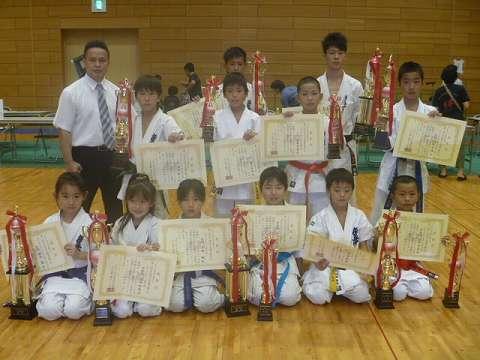 第2回JKJO全中国空手道選手権大会