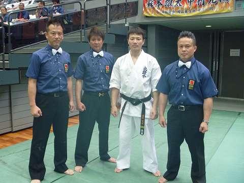 第1回全日本フルコンタクト空手道選手権大会