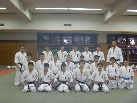 冬季昇級・昇段審査会