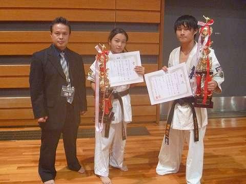 JKJO関西フルコンタクトチャレンジ2015